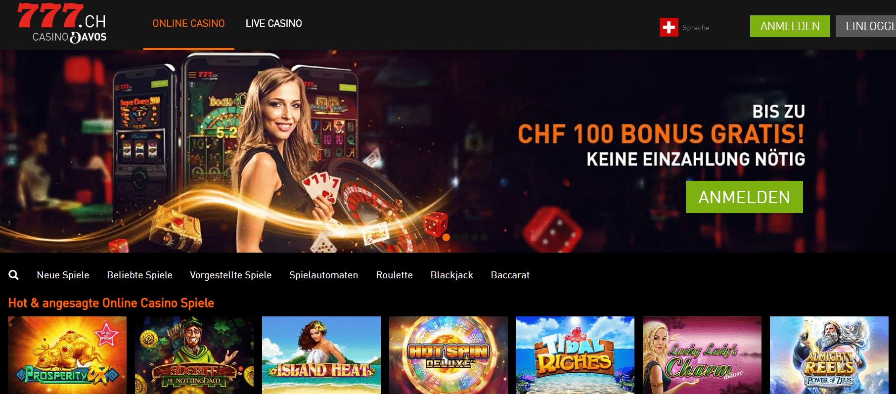 Casino777 ch siete