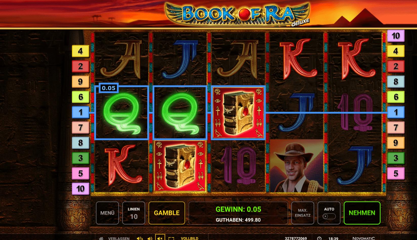 Book of Ra Deluxe Casino777