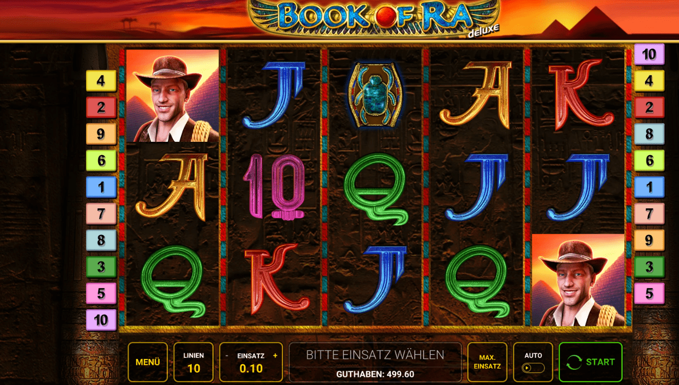 Book of Ra Deluxe Jackpots ch