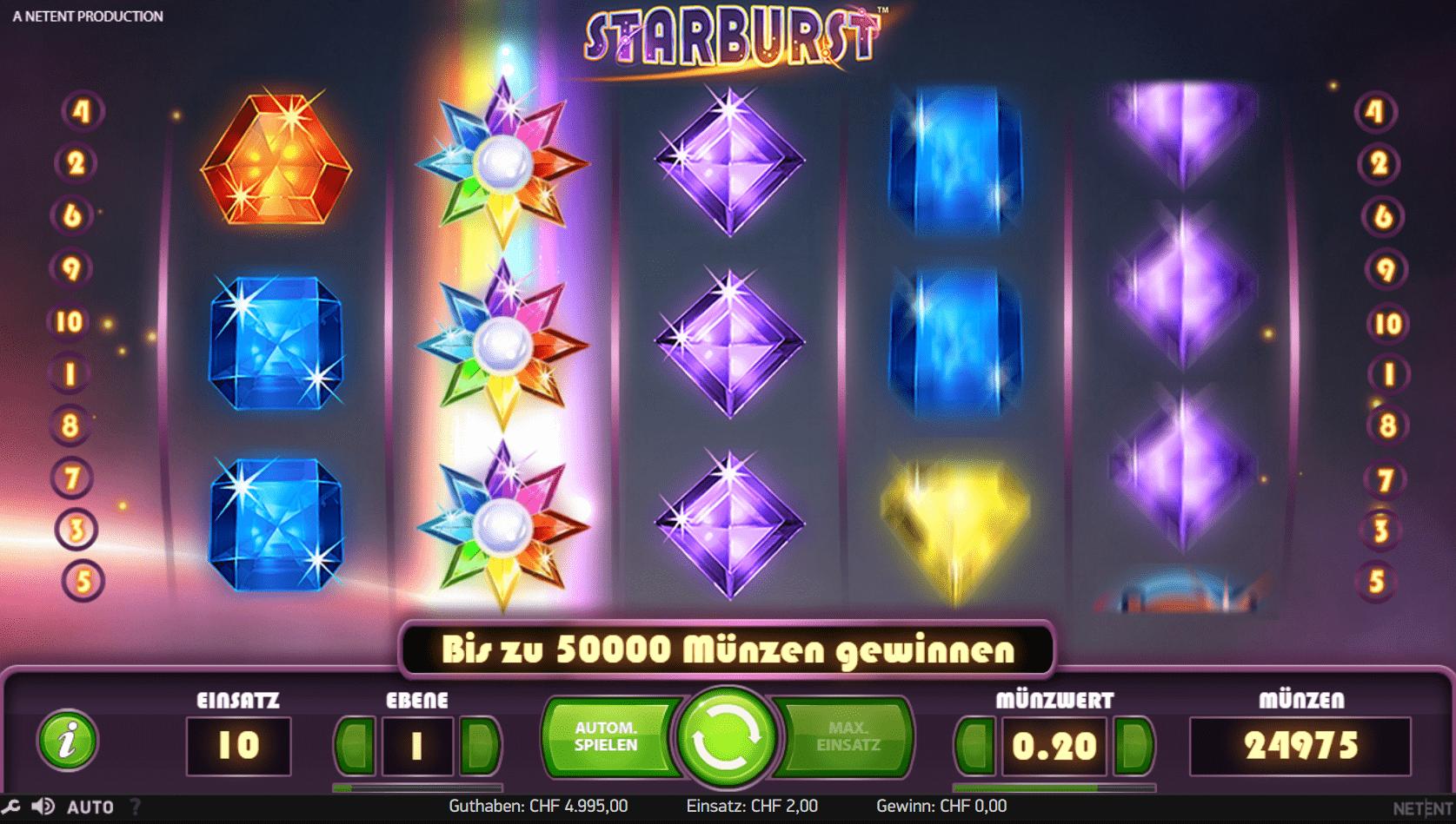 starburst ch