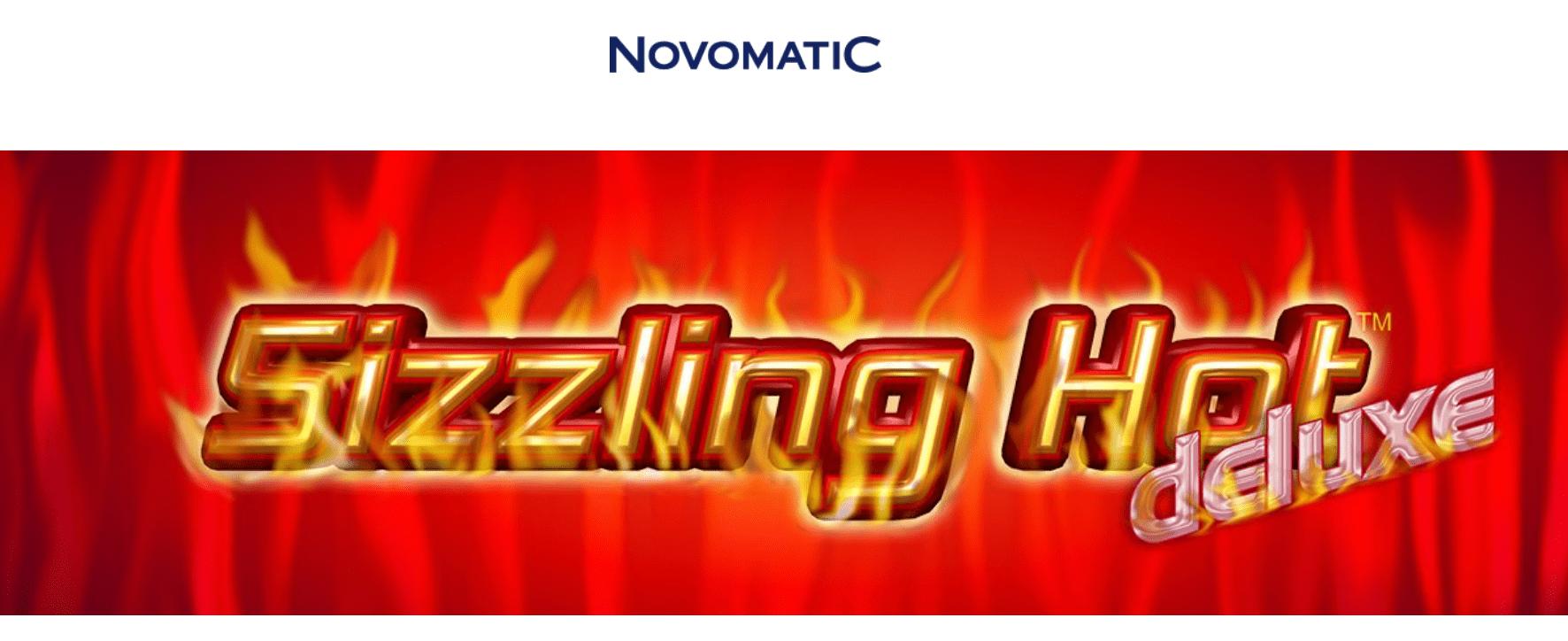 Sizzling Hot Deluxe Novomatic