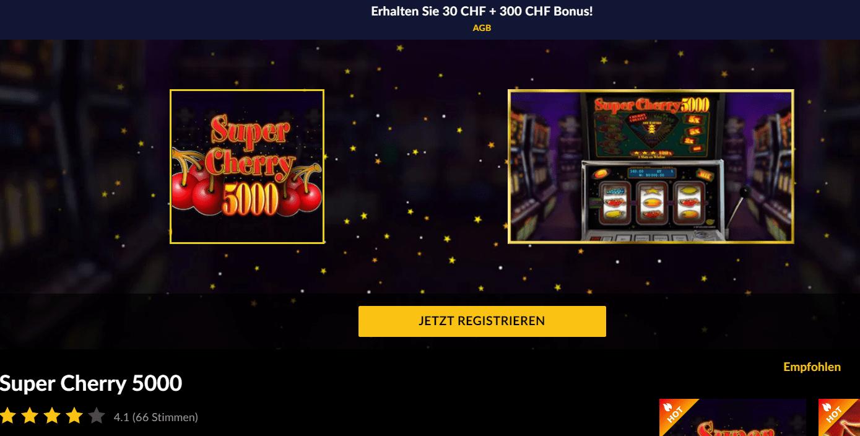Super Cherry 5000 Starvegas