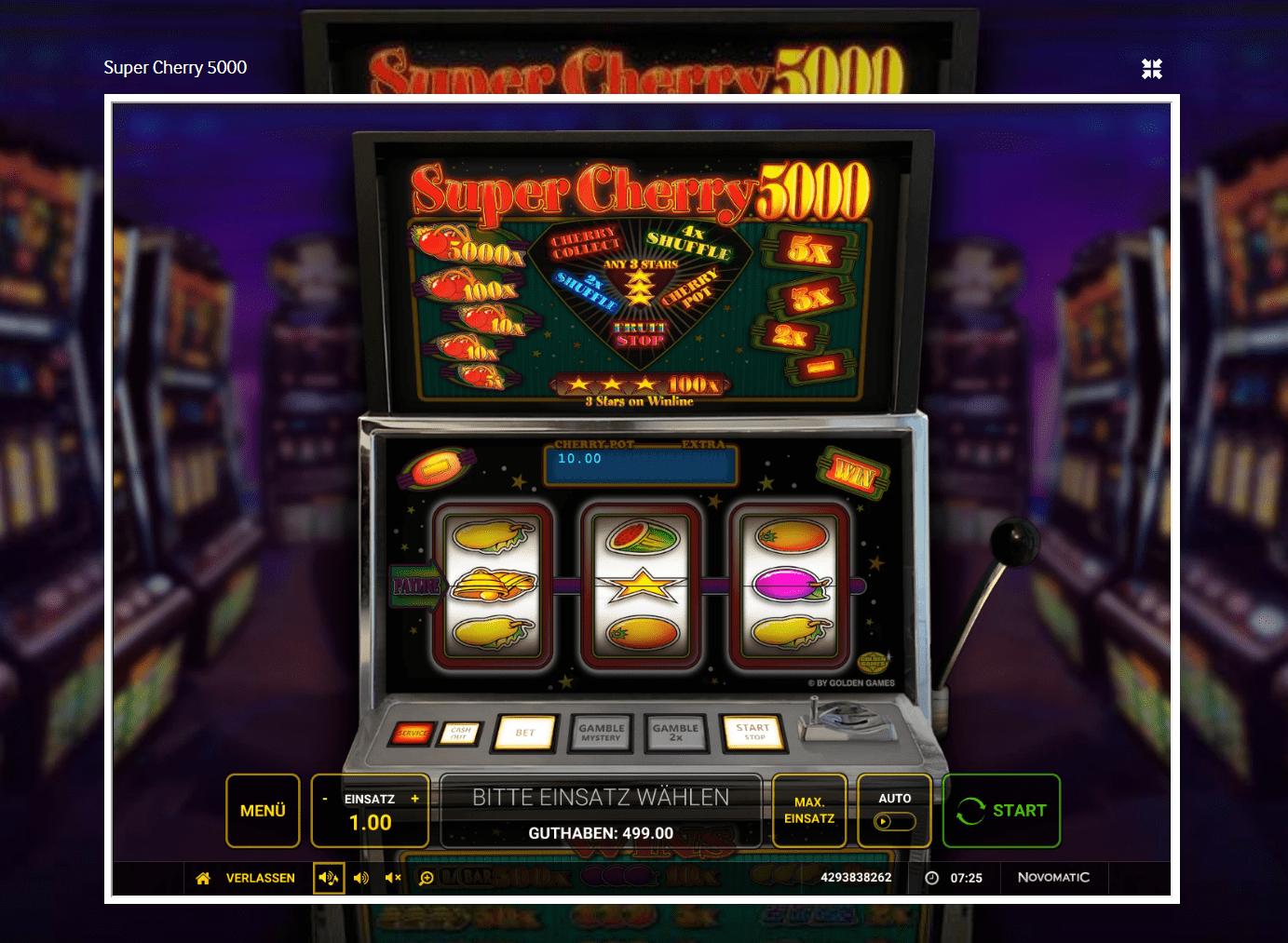 Super Cherry 5000 ch