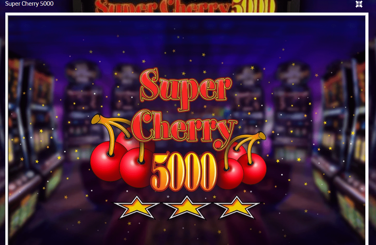 Super Cherry 5000