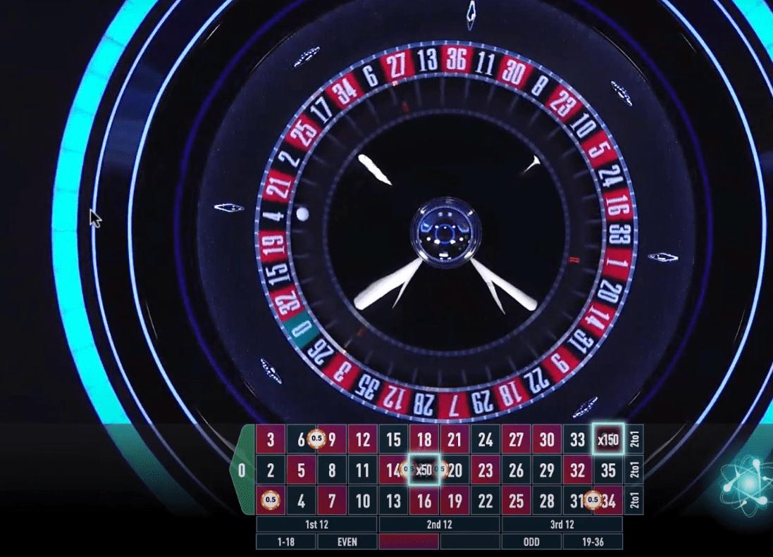 quantum roulette ch