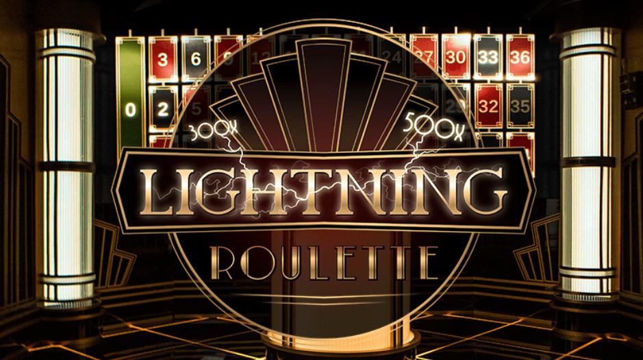 lightning roulette spielen