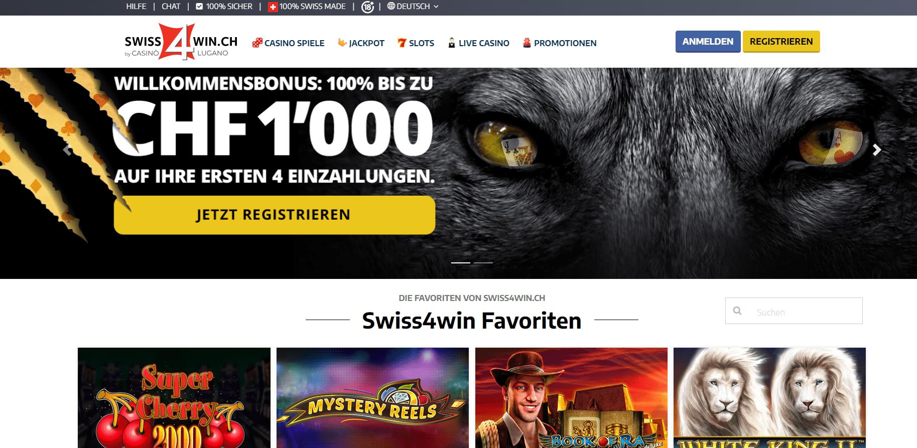 Swiss4win ch