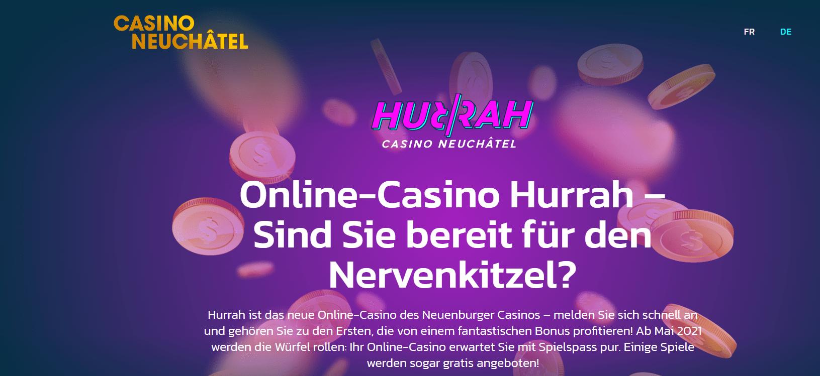 hurrah casino
